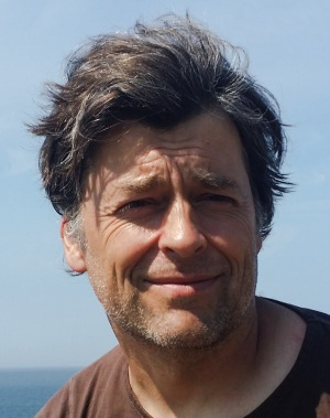 Portrait of Frits ahlefeldt