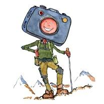 selfie-camera-hiker-by-frits-ahlefeldt