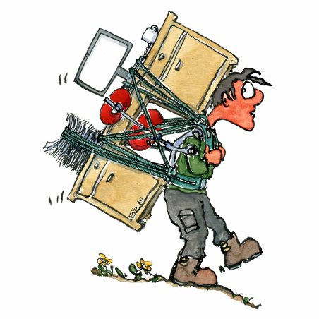 bringing-the-office-with-you-hiking-desk-backpack-illustration-by-frits-ahlefeldt