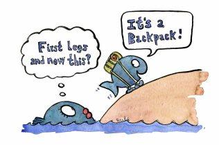 hiking-innovation-fish-backpack-color-illustration-by-frits-ahlefeldt