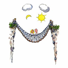 smiling-bridge-illustration-by-frits-ahlefeldt