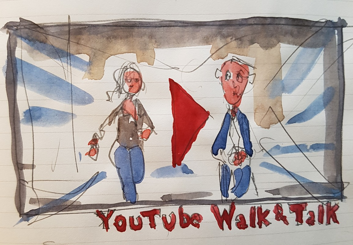 Walk with me video clips