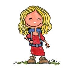 hikertypes-kid-hiker-little-girl-illustration-by-frits-ahlefeldt