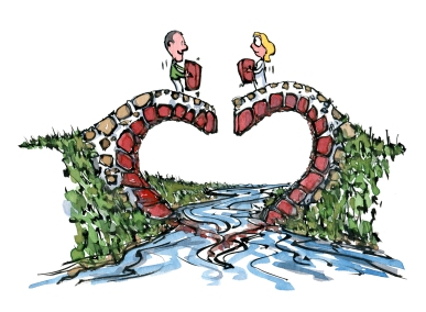 building-heart-bridge-couple-love-heart-illustration-by-frits-ahlefeldt