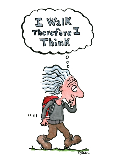I-walk-therefore-i-think-einstein-type-hiker-philosophy-and-illustration-by-frits-ahlefeldt