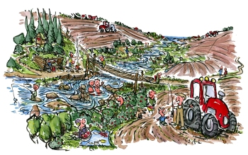 river-recreational-landscape-with-agriculture-and-trails-illustration-by-frits-ahlefeldt
