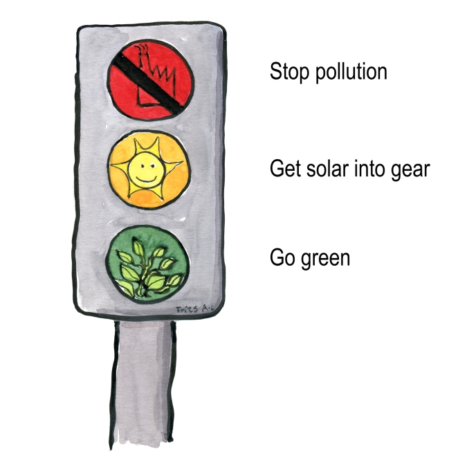 stop-pollution-get-solar-into-gear-and-go-green-stoplight-txt-illustration-by-frits-ahlefeldt