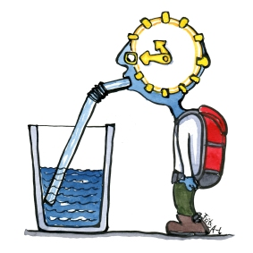 time-drinking-from-glass-resource-hiker-illustration-by-frits-ahlefeldt