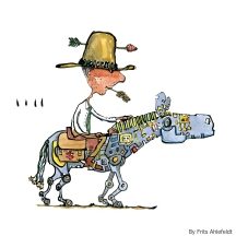 The digital realm is still the wild west, and nobody today really know how to deal with cybercrime and digital bandits - it's the wild west of modern ciivilisation