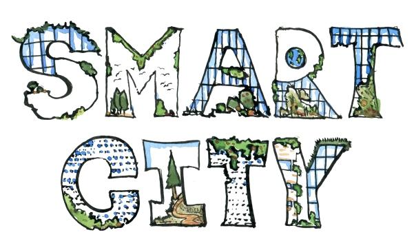 Smart city written in architecture