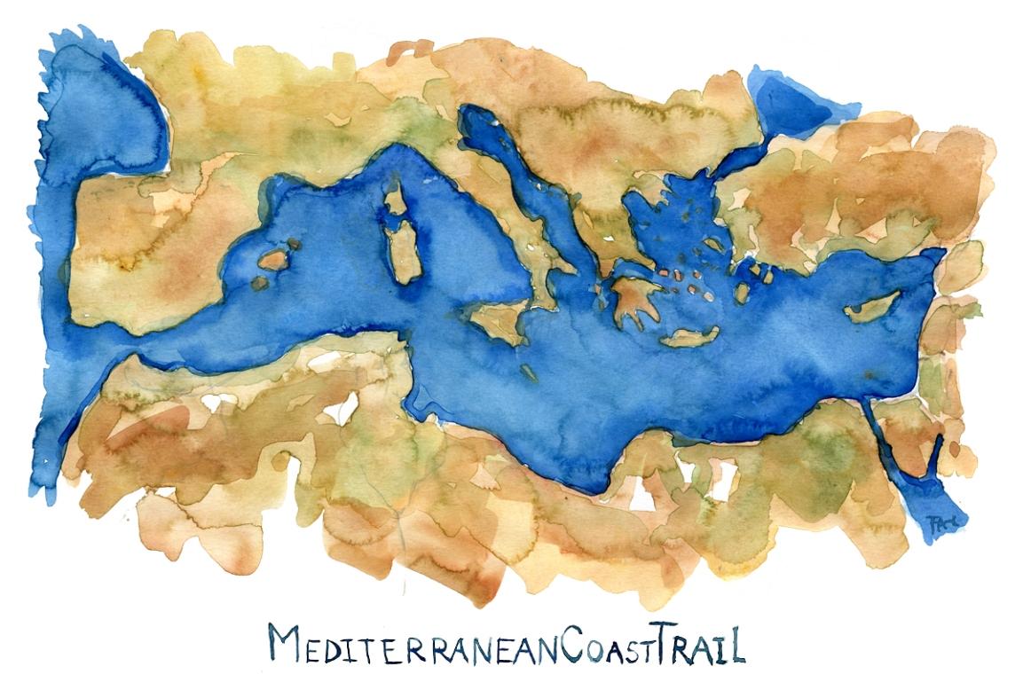 Mediterranean Coast Trail