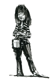 ink-sketch-asian-woman-front-looking-by-frits-ahlefeldt-fss1
