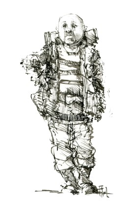 ink-sketch-bald-man-with-backpack-looking-front-people-by-frits-ahlefeldt-fss1