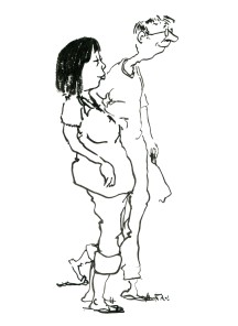 ink-sketch-couple-walking-asian-woman-by-frits-ahlefeldt-fss1