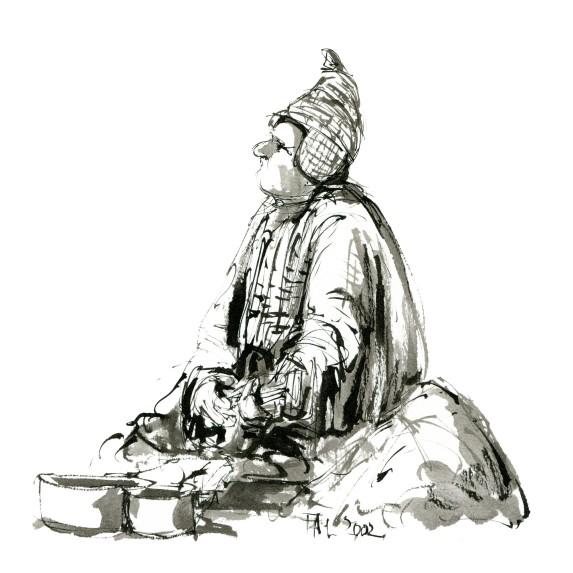ink-sketch-man-sitting-begging-by-belongings-by-frits-ahlefeldt-fss1