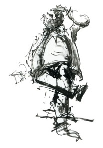 ink-sketch-man-sitting-looking-with-hand-up-to-face-by-frits-ahlefeldt-fss1
