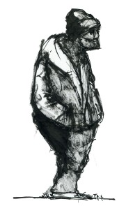 ink-sketch-man-standing-still-looking-hat-by-frits-ahlefeldt-fss1