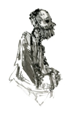 ink-sketch-man-with-beard-sitting-by-frits-ahlefeldt-fss1