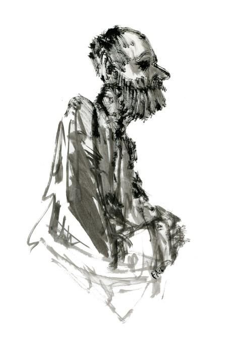 ink-sketch-man-with-beard-sitting-by-frits-ahlefeldt-fss1