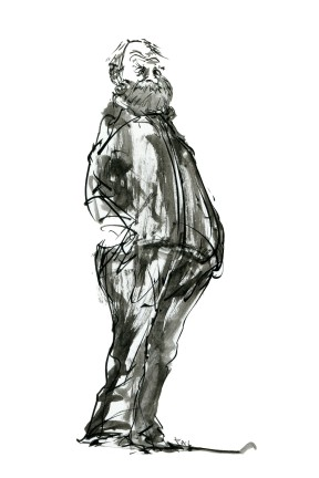 ink-sketch-man-with-beard-standing-by-frits-ahlefeldt-fss1