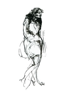 ink-sketch-people-woman-in-coat-walking-by-frits-ahlefeldt-fss1
