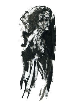 ink-sketch-portrait-woman-standing-by-frits-ahlefeldt