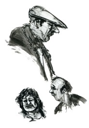 ink-sketch-three-persons-top-with-hat-by-frits-ahlefeldt-fss1