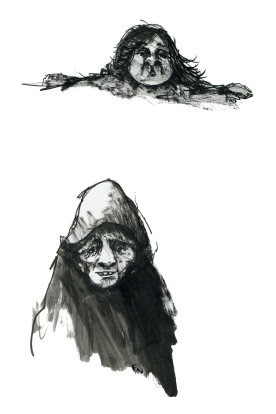 ink-sketch-two-strange-characters-same-paper-by-frits-ahlefeldt-fss1