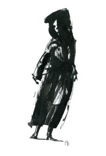 ink-sketch-woman-dark-hair-long-coat-people-by-frits-ahlefeldt-fss1