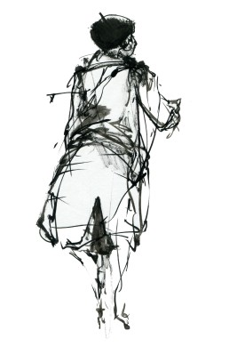 ink-sketch-woman-in-coat-with-barret-seen-from-bag-people-by-frits-ahlefeldt-fss1