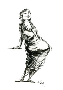 ink-sketch-woman-leaning-people-by-frits-ahlefeldt-fss1