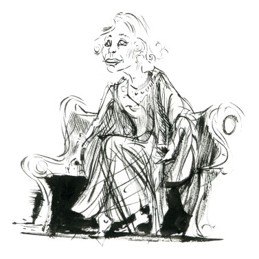ink-sketch-woman-rich-looking-sitting-on-coach-people-by-frits-ahlefeldt-fss1