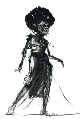 ink-sketch-woman-with-big-black-hair-moving-by-frits-ahlefeldt-fss1