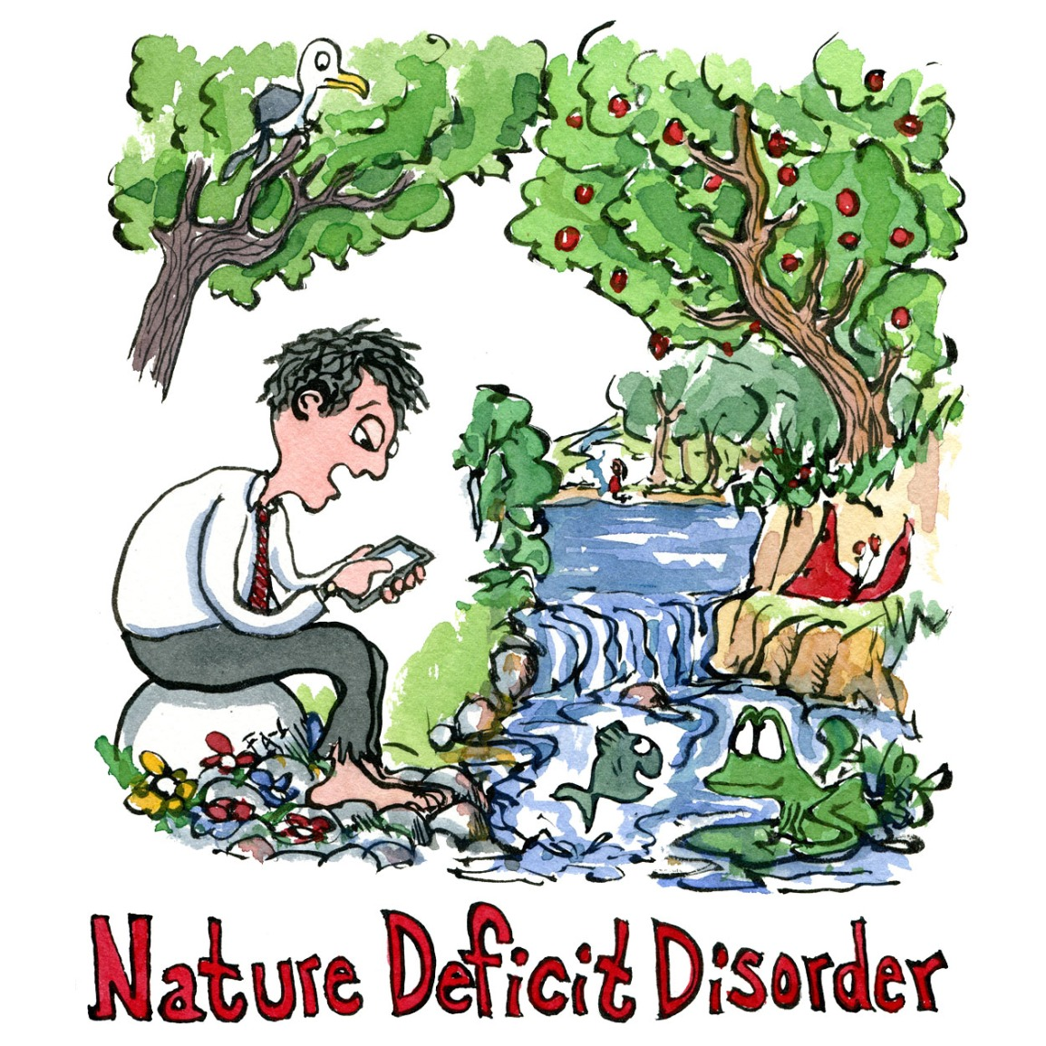 Nature Deficit disorder